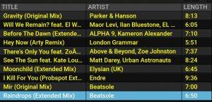 DJ Mac Neil – August Trance Mix